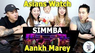 Asians Watch SIMMBA Aankh Marey | Asians Down Under