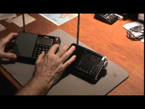 TRRS #0455 - Eton Satellit vs Tecsun PL-880 Radios