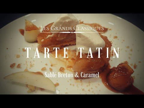 les-grands-classiques-:-tarte-tatin,-sablé-breton-&-caramel
