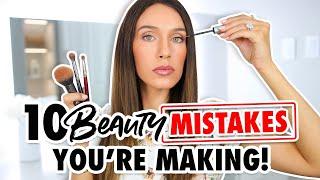 10 Beauty Mistakes Women Keep Making!*please Stop*