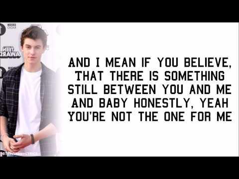 Shawn Mendes - Bring It Back (with Lyrics) [studio Version]