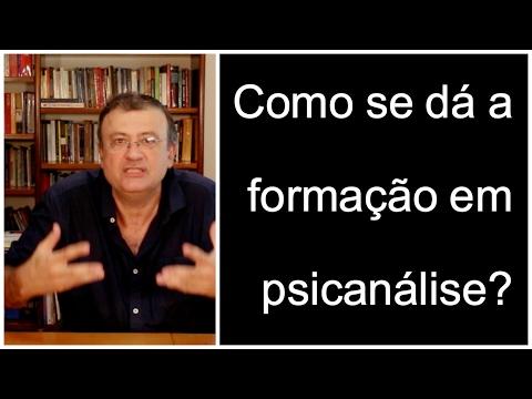 Видео O PAPEL DA ANÁLISE E SUPERVISÃO NA FORMAÇÃO DO PSICANALISTA