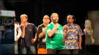 Buio Pesto A-a Reversa Tour 2009