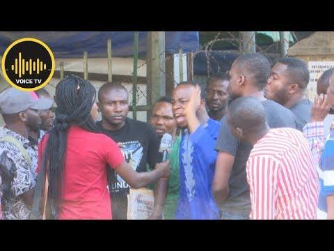 CJN Suspension: What Nigerians Said On The Street