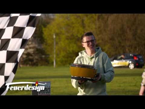 Feuerdesign® Grill-Rallye -
