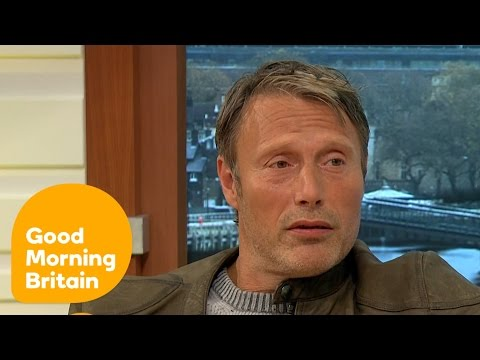 Mads Mikkelsen On Being a Misunderstood Villain | Good Morning Britain