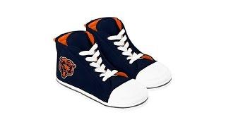 NFL High Top Sneaker Slipper