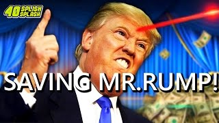 SAVING MR.RUMP! (Funny Moments - Mr.President Gameplay)
