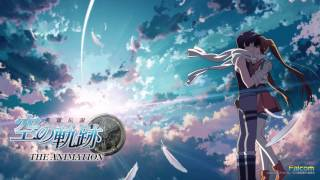 Sora no Kiseki The Animation OST - Silver Will ~The Bladelord