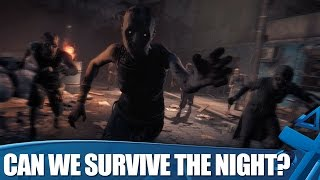Dying Light Gameplay - Can We Survive The Night?
