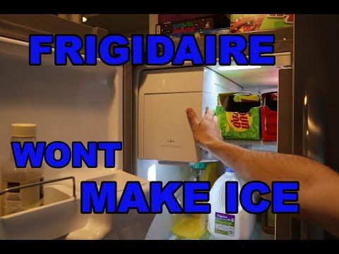 Frigidaire gallery Ice Maker Repair