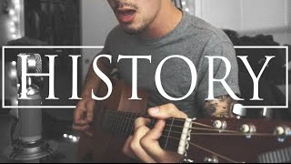 History - One Direction (Acoustic Cover) // HTHAZE