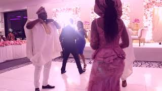 Nigerian Wedding in Manchester - Wale Adebanjo & The Salters Live