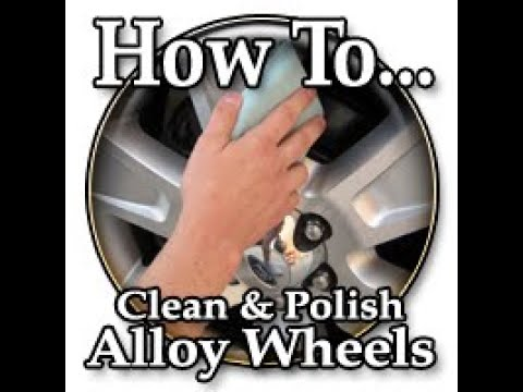 How To Clean Alloy Rims