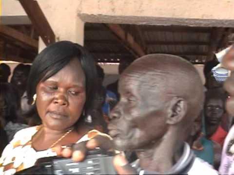 South Sudan visit