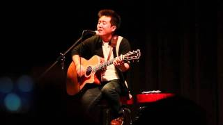 David Choi - That Girl (Live at  Bentley Music Auditorium, KL, Malaysia)