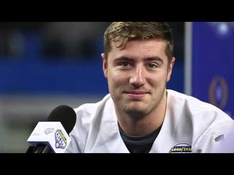 Watch as Connor Cook talks about his recruitment to Michigan State, receiving offer from excited Pat