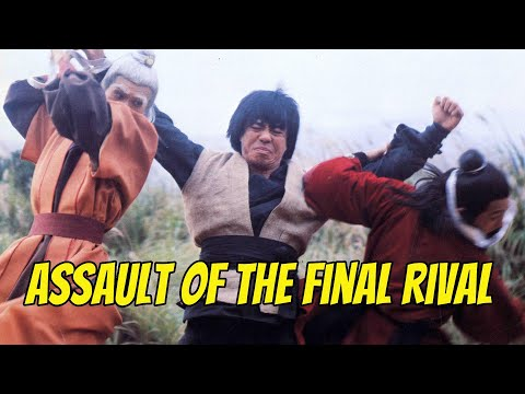 Wu Tang Collection - Assault of the Final Rival