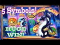 HUGE WIN - Whales of Cash Extreme Free Games Slot Bonus ...