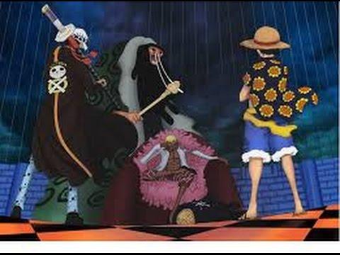 One Piece [ AMV ] Luffy & Law VS Doflamingo ( Legendado Português ) HD [ Part I ]