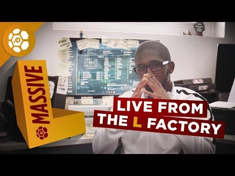 Live From The L Factory - Massive L with Specs #MassiveL
