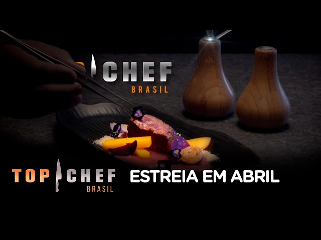 Top Chef estreia em abril na Record TV