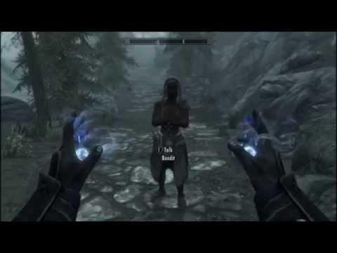 how to set skill level consol command skyrim
