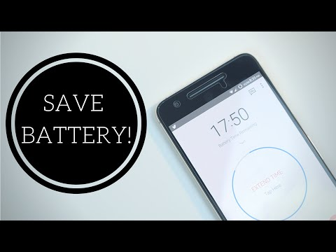 Get the Best Battery Life on Android!