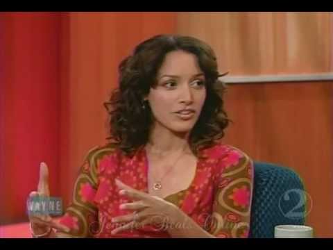 Jennifer Beals - Interview: The Wayne Brady Show (February 4, 2004)