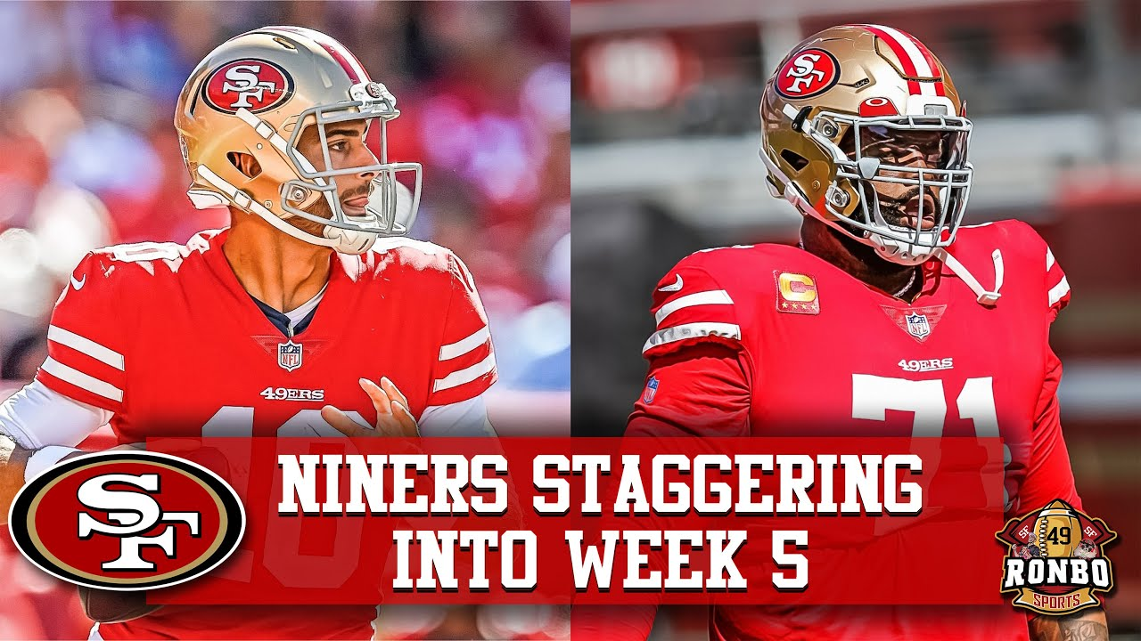 Download 49ers Garoppolo Still In Pain Cardinals Game Remains Possible | Multiple Players Questionable