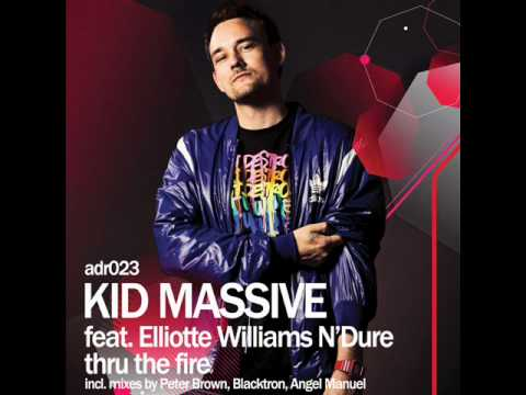 Kid Massive feat. Elliot Williams N'Dure - Touch Me (In The Morning) (Avicii's Massive Mix)