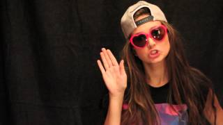 "Selena Gomez ""Slow Down"" (Courtney Randall cover)"