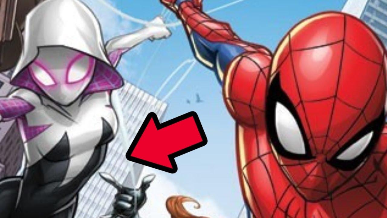 Novas Cenas Do Novo Desenho Do Homem Aranha Para 2017 Youtube