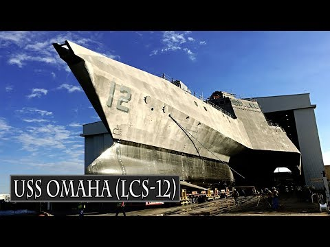 One Of The Largest, The Future USS Omaha (LCS-12)