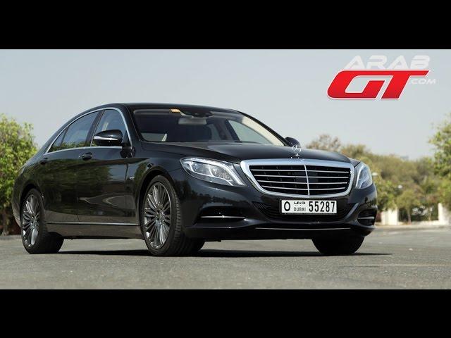 Mercedes S500 2014 مرسيدس اس 500 Youtube