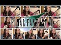 Download Final Fantasy VII - Let the Battles Begin! - Otamatone Cover || mklachu MP3 song and Music Video