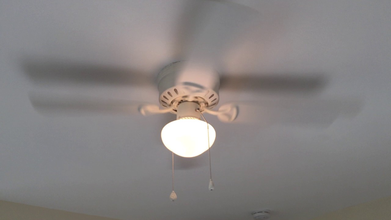 Harbor breeze 42 armitage ii ceiling fan 2 of 2 youtube harbor breeze 42 armitage ii ceiling fan 2 of 2 aloadofball Choice Image