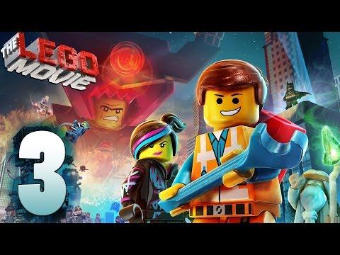 Zagrajmy w: LEGO Przygoda #3 - Ucieczka w wielkim stylu