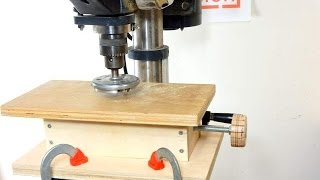 Thickness Planer Drill Press