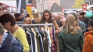 Jaarmarkt in Alphen aan den Rijn: 'Het is groot, heel groot'