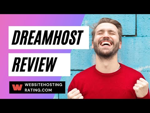 DreamHost Web Hosting Review 🔥 Features, Pricing, Pros & Cons (My Experience of Using DreamHost)
