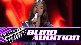Kiara - Riptide | Blind Auditions | The Voice Kids Indonesia Season 3 GTV 2018