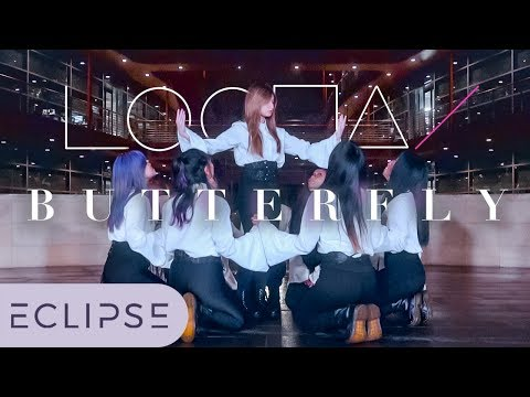 [1theK | 2ND PLACE] [KPOP IN THE RAIN] LOONA (이달의 소녀) – Butterfly Full Dance Cover [ECLIPSE]