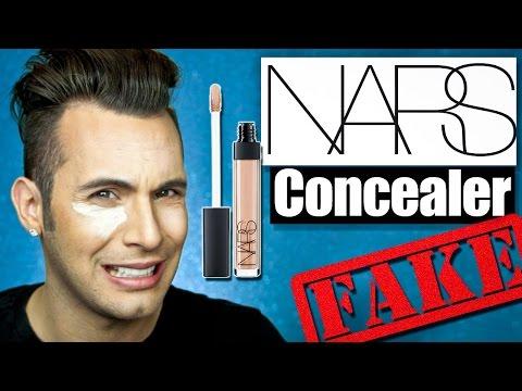 Fake NARS RADIANT CONCEALER! | Tested