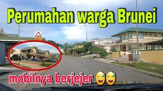 Perumahan Warga Brunei di Kawasan Perkampungan Brunei