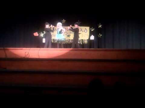 Lady GAGA Havertown Chestnutwold Elementary Talent Show