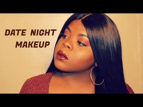 GRWM: DATE NIGHT | Simple Soft Glam 🖤