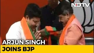 Arjun Singh, Four-Time Trinamool Lawmaker, Joins The BJP Today