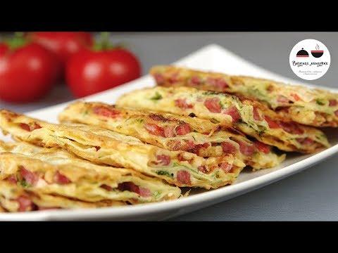 Лучшая ЗАКУСКА для просмотра фильма  Быстро, Сытно, Вкусно, Красиво, Интересно - Простые вкусные домашние видео рецепты блюд