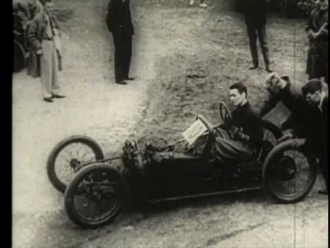History of Motor Racing pt 4 1935 to 1939